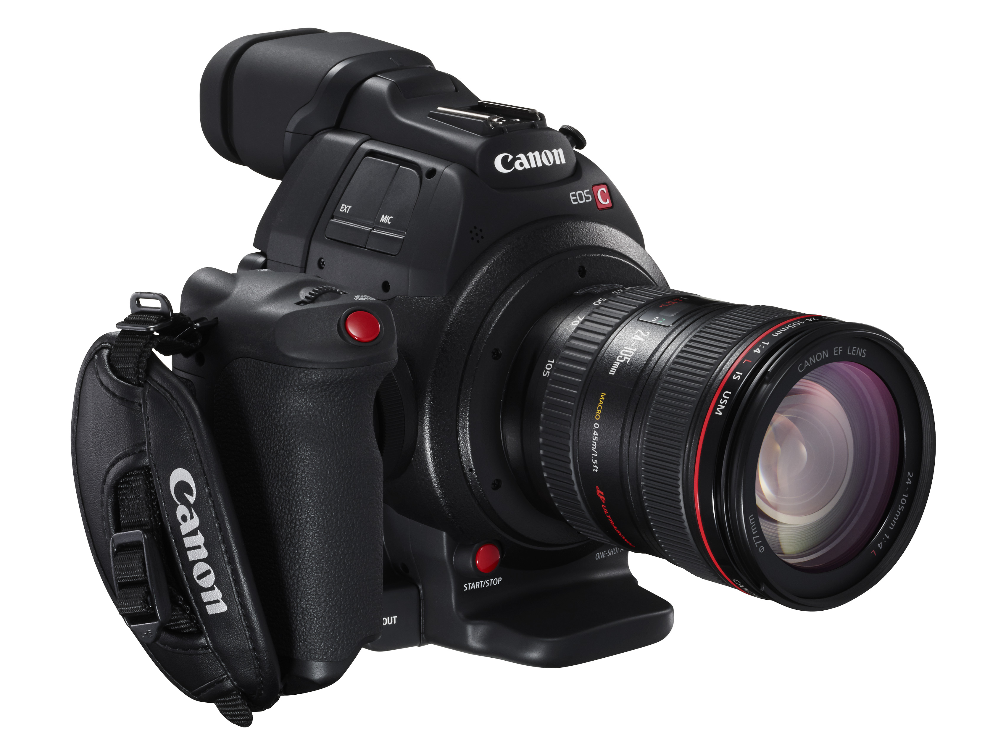 Canon Eos C100 Mark Ii Digital Cinema Camera Lapham