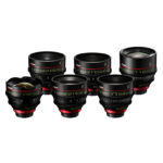 Canon Cinema Prime Six Lens Kit