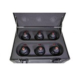 RED Pro Prime 6 Lens Set