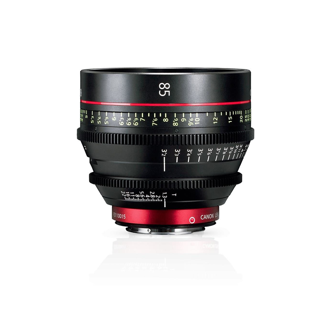picture of Canon CN-E 85mm