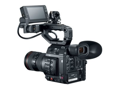 Image of Canon EOS C200 Cinema Camera