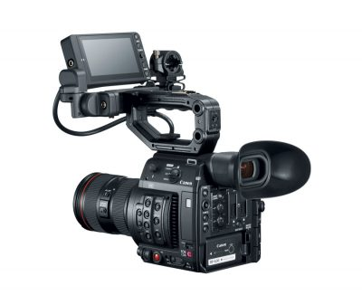 Image of Canon EOS C200 Cinema Camera