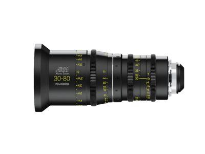 Image Arri Fujinon Alura 30-80mm Lightweight Zoom Lens