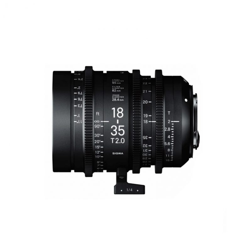 Image of Sigma 18-35mm T2