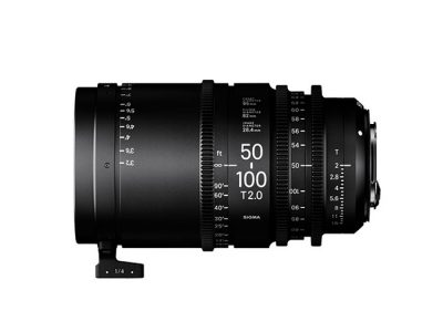 Image of Sigma 50-100mm T2 Cine Zoom