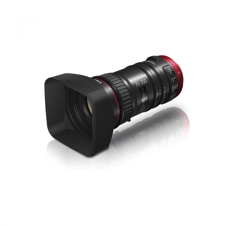 Picture of Canon CN-E 70-200