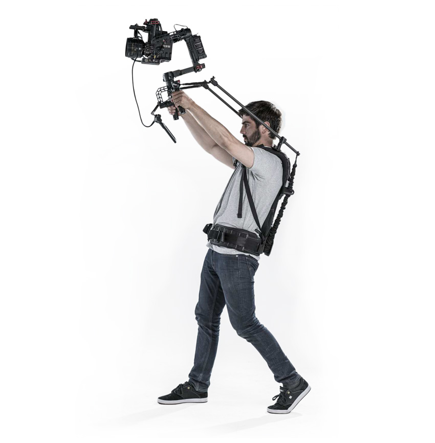 Image of ReadyRig and DJI Ronin in use