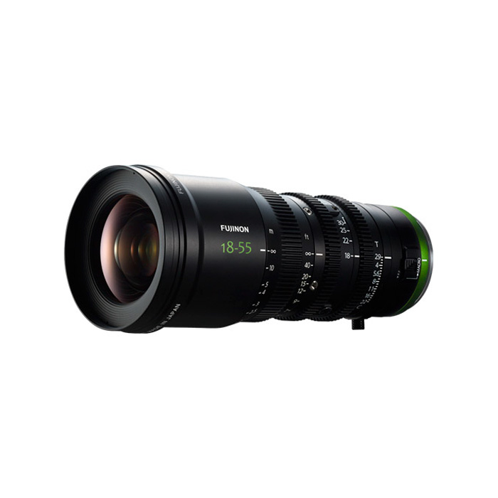 Image of Fujinon MK 18-55mm T2.9 Sony E-Mount Zoom Lens