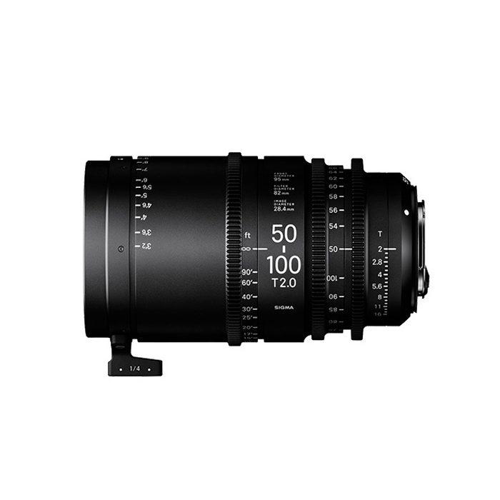 Image of Sigma 50-100mm T2 Cine Zoom